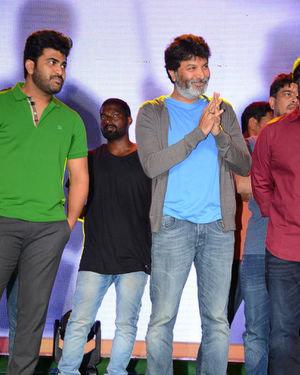 Ranarangam Movie Trailer Launch Photos | Picture 1672428