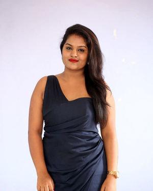 Tripura (Anchor) - Traap Movie Trailer Launch Photos | Picture 1674005