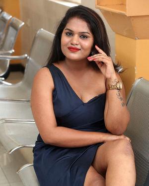 Tripura (Anchor) - Traap Movie Trailer Launch Photos | Picture 1674003