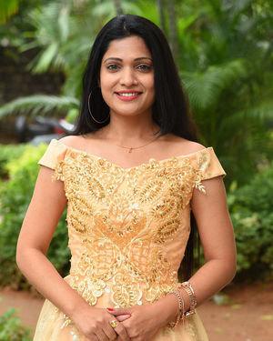 Katyayani Sharma - Traap Movie Trailer Launch Photos
