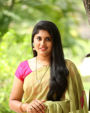 Sonia Chowdary - Traap Movie Trailer Launch Photos
