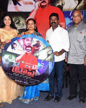 Traap Movie Trailer Launch Photos