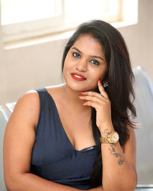 Tripura (Anchor) - Traap Movie Trailer Launch Photos | Picture 1673999