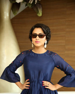 Amala Paul - Rakshasudu Movie Success Meet Photos | Picture 1674189