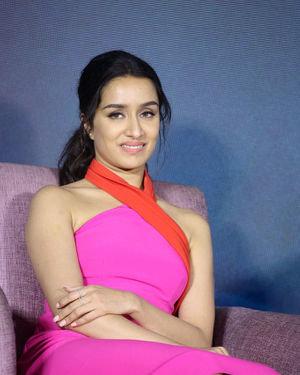 Shraddha Kapoor - Saaho Movie Press Meet Photos | Picture 1674311