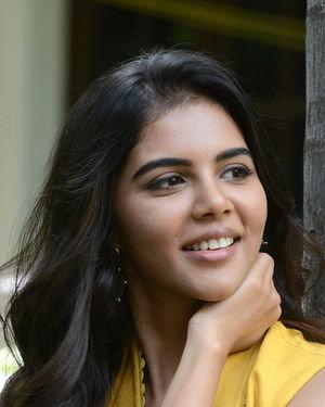 Kalyani Priyadarshan At Ranarangam Interview Photos | Picture 1674602