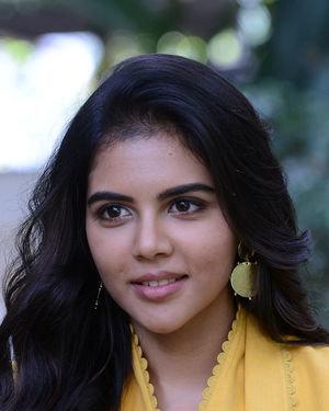 Kalyani Priyadarshan At Ranarangam Interview Photos | Picture 1674616