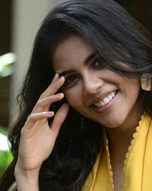Kalyani Priyadarshan At Ranarangam Interview Photos | Picture 1674601