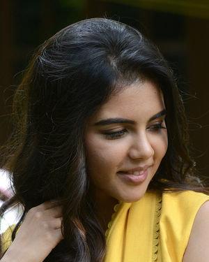 Kalyani Priyadarshan At Ranarangam Interview Photos | Picture 1674604