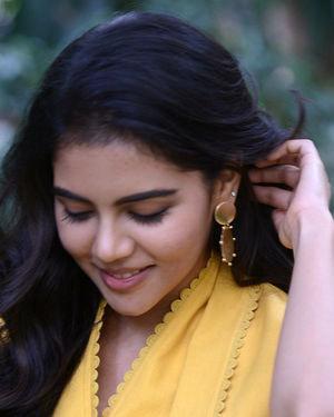 Kalyani Priyadarshan At Ranarangam Interview Photos | Picture 1674615