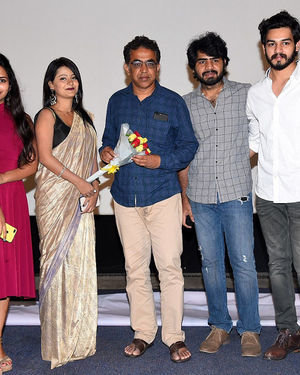 Nee Kosam Movie Trailer Launch Photos | Picture 1674704