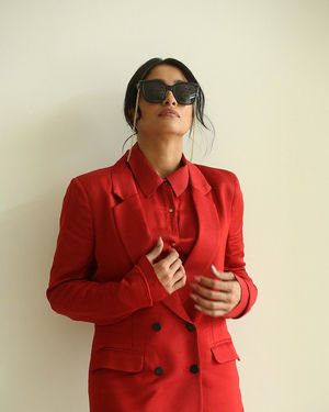 Regina Cassandra Photos At Evaru Movie Interview | Picture 1674768