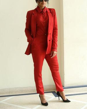 Regina Cassandra Photos At Evaru Movie Interview | Picture 1674774