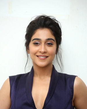 Regina Cassandra - Evaru Movie Pre Release Event Photos