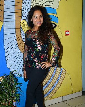 Pooja Ramachandran - Evaru Movie Premiere Show Photos | Picture 1675309