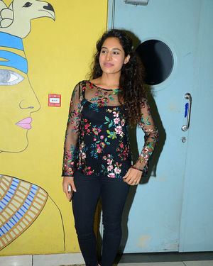 Pooja Ramachandran - Evaru Movie Premiere Show Photos | Picture 1675301