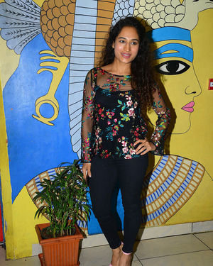 Pooja Ramachandran - Evaru Movie Premiere Show Photos | Picture 1675304