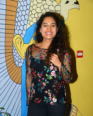 Pooja Ramachandran - Evaru Movie Premiere Show Photos | Picture 1675308