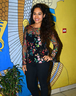 Pooja Ramachandran - Evaru Movie Premiere Show Photos | Picture 1675310