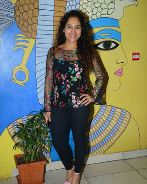 Pooja Ramachandran - Evaru Movie Premiere Show Photos | Picture 1675303