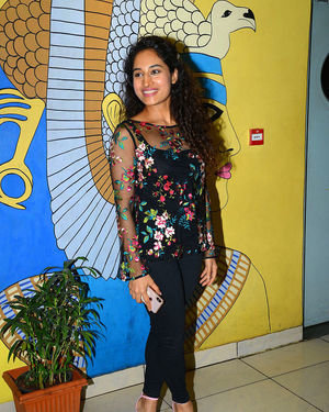 Pooja Ramachandran - Evaru Movie Premiere Show Photos | Picture 1675305