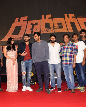 Ranarangam Movie Pre Release Event Photos | Picture 1675299