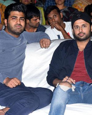 Ranarangam Movie Pre Release Event Photos | Picture 1675297
