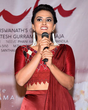 Jodi Telugu Movie Press Meet Photos | Picture 1675444