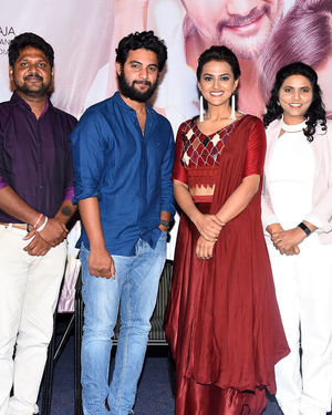 Jodi Telugu Movie Press Meet Photos | Picture 1675458