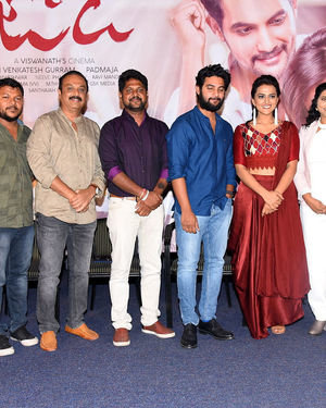 Jodi Telugu Movie Press Meet Photos | Picture 1675457