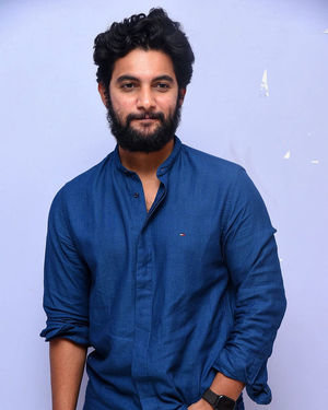 Aadi Sai Kumar - Jodi Telugu Movie Press Meet Photos | Picture 1675452