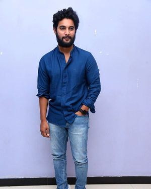 Aadi Sai Kumar - Jodi Telugu Movie Press Meet Photos | Picture 1675453