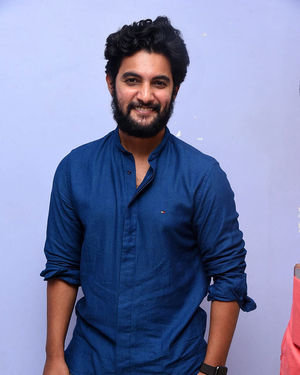 Aadi Sai Kumar - Jodi Telugu Movie Press Meet Photos | Picture 1675454