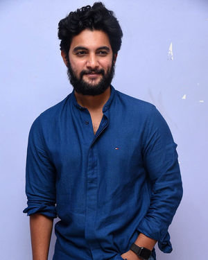 Aadi Sai Kumar - Jodi Telugu Movie Press Meet Photos | Picture 1675456