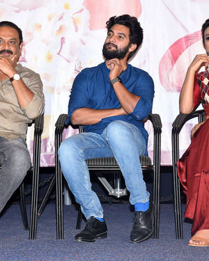 Jodi Telugu Movie Press Meet Photos | Picture 1675442