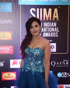 Malavika Sharma - SIIMA Awards 2019 Photos | Picture 1675637