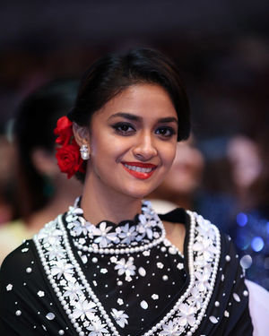 Keerthi Suresh - SIIMA Awards 2019 Photos