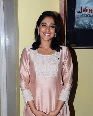 Regina Cassandra - Evaru Movie Team Theaters Visit In Hyderabad Photos