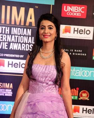 Adhvithi Shetty - SIIMA Awards 2019 -Day 2 Photos