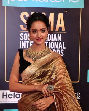 Shanvi Srivastava - SIIMA Awards 2019 -Day 2 Photos
