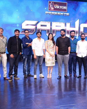 Saaho Movie Grand Pre Release Event Photos | Picture 1676439