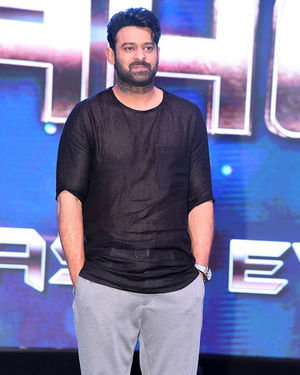 Prabhas - Saaho Movie Grand Pre Release Event Photos | Picture 1676429