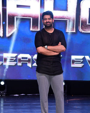 Prabhas - Saaho Movie Grand Pre Release Event Photos | Picture 1676434
