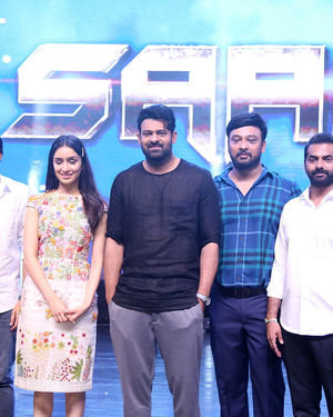 Saaho Movie Grand Pre Release Event Photos | Picture 1676446
