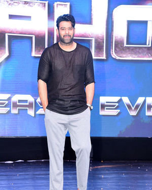 Prabhas - Saaho Movie Grand Pre Release Event Photos | Picture 1676427