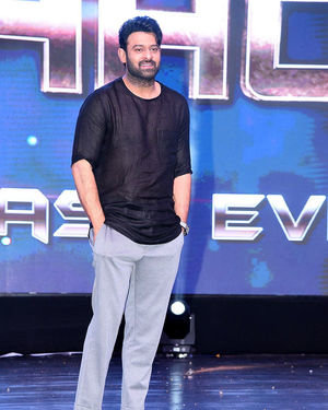 Prabhas - Saaho Movie Grand Pre Release Event Photos | Picture 1676426