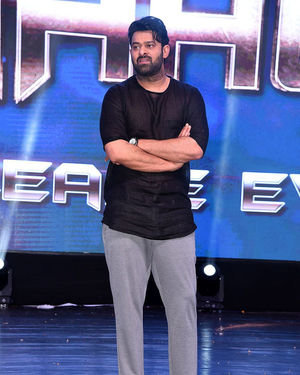 Prabhas - Saaho Movie Grand Pre Release Event Photos | Picture 1676431