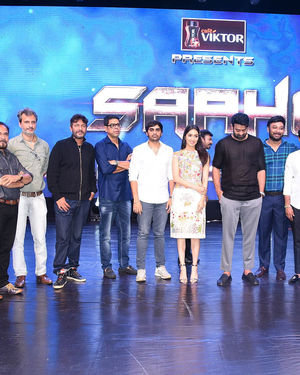 Saaho Movie Grand Pre Release Event Photos | Picture 1676437