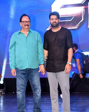Saaho Movie Grand Pre Release Event Photos | Picture 1676425