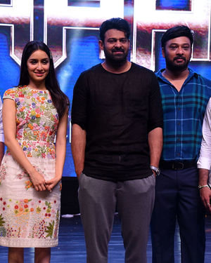 Saaho Movie Grand Pre Release Event Photos | Picture 1676447